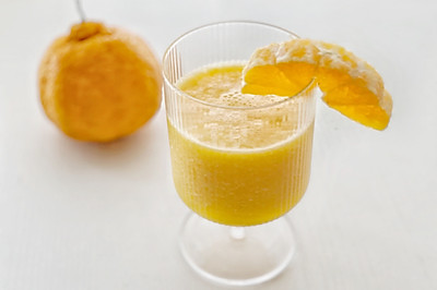 丑橘气泡水