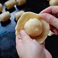 白莲蓉蛋黄酥的做法图解21