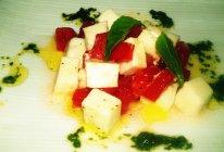 马苏番茄沙拉的做法