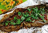 #合理膳食 营养健康进家庭#蒜香烤茄子的做法