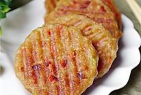 香煎肉饼的做法