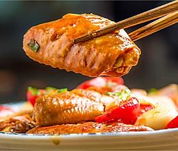 番茄焖鸡翅的做法