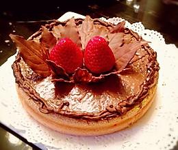 暖心酸奶彩虹蛋糕的做法