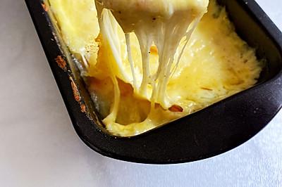 芝士焗土豆