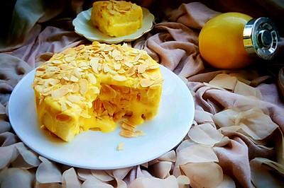 雪崩爆浆蛋糕