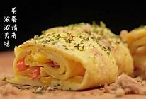 厚蛋烧 | 蛋蛋清香,浓浓美味