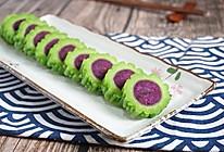 苦中带甜的苦瓜蜂蜜紫薯卷 简单快手家常凉菜的做法