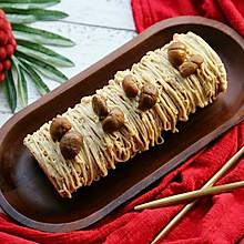 栗子蛋糕卷