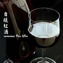 纯属好奇 -- 家庭酿制葡萄酒