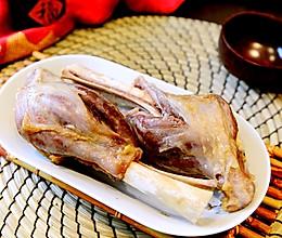 新疆菜-美味就是这么简单-手抓羊棒(清炖羊腿)的做法