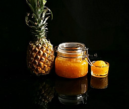 菠萝酱#百变水果花样吃#的做法