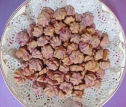 紫薯溶豆的做法