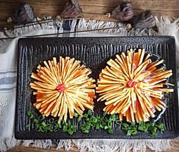 富贵金菊·养生菜的做法
