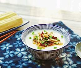 #中秋团圆食味#料足超过瘾的豆腐脑的做法