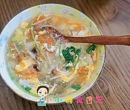 12个月以上辅食肉末蔬菜汤的做法