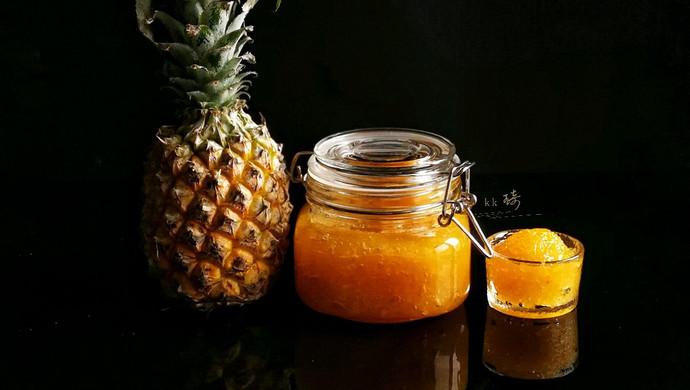 菠萝酱#百变水果花样吃#