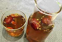 枸杞红枣糖水的做法
