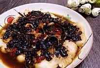 私厨蒜香豉汁蒸鱼片(龙利鱼)的做法