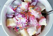 酸奶沙拉的做法