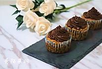 巧克力杯子蛋糕的做法