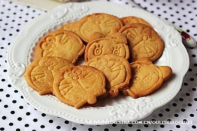 柚子酱饼干