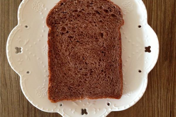 可可面包的做法