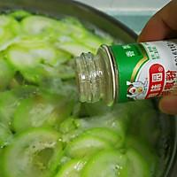 """白贝蒲瓜汤#在""""家""""打造ins风美食#的做法图解10"""