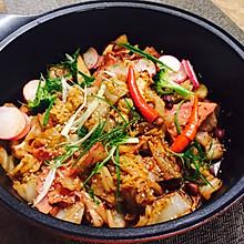 川香包菜锅