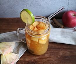肉桂苹果暖冬热饮的做法