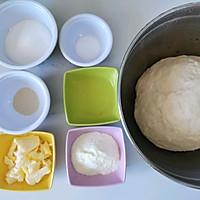 奶香浓郁、超级绵软的中种土司的做法图解5