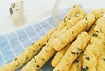 磨牙饼干(无油无糖版)的做法