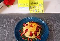 #爱乐甜夏日轻脂甜蜜#桂花椰香小米八宝饭的做法
