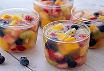 意大利水果布丁【初味日记】的做法