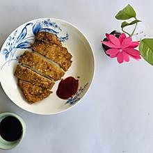 #橄榄中国味 感恩添美味#炸猪排