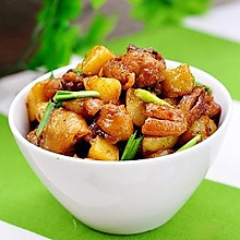 舌尖上的美味 - 土豆鸡块