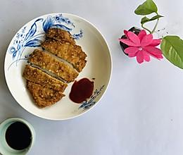 #橄榄中国味 感恩添美味#炸猪排的做法