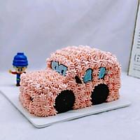 小汽车蛋糕#晒出你的团圆大餐#的做法图解25