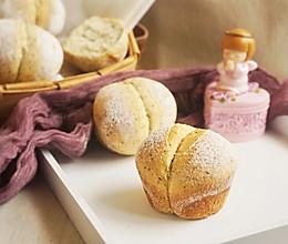 红茶奶酥PP小面包——仿经典海蒂面包的做法