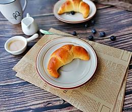 牛角型面包的做法