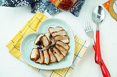 豆瓣酱烤肉