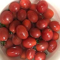 话梅渍小蕃茄的做法图解1