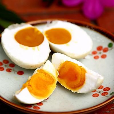 教你腌制出油咸鸭蛋。