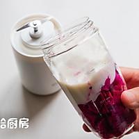 火龙果奶昔的做法图解3