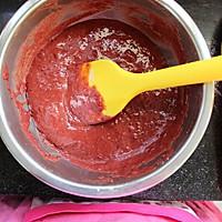 红丝绒裸蛋糕的做法图解5