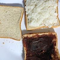 糯米豆沙三明治的做法图解3
