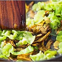 不时不食   牛肝菌拌米线配鸡汤吃走感冒的做法图解5