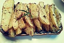 迷迭香烤土豆的做法