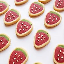 草莓多多曲奇饼干