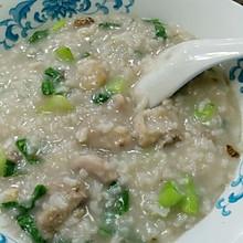 闽南咸稀饭--芋头排骨粥