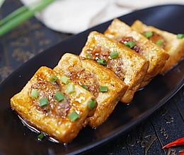 小羽私厨之客家酿豆腐的做法